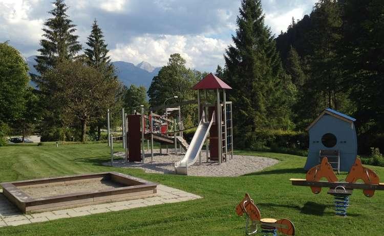 Spielplatz in Winkl
