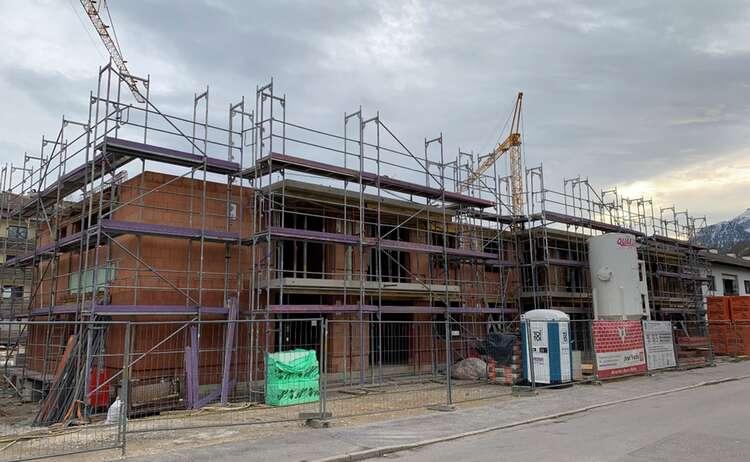 Neubau in Piding