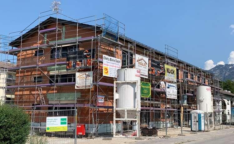 Neubau Piding Kw23