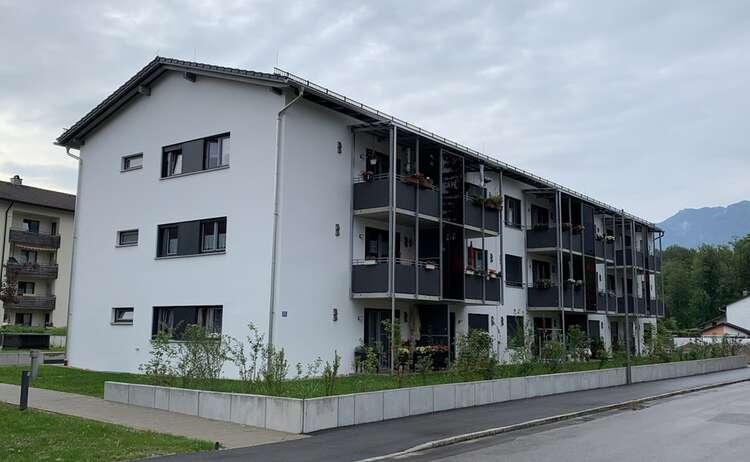 Neubau Piding Auenstraße 23 im Juni 2020