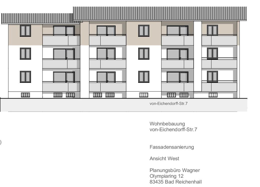 WIE57 - Fassadenansicht